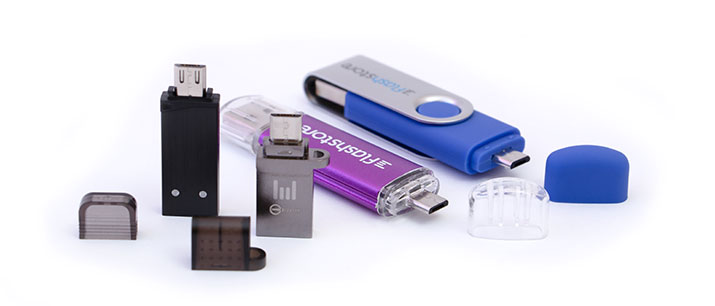 microUSB flash drive - USB OTG - flashstore.co.uk